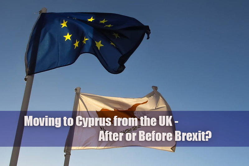 moving to cyprus from uk after or before brexit