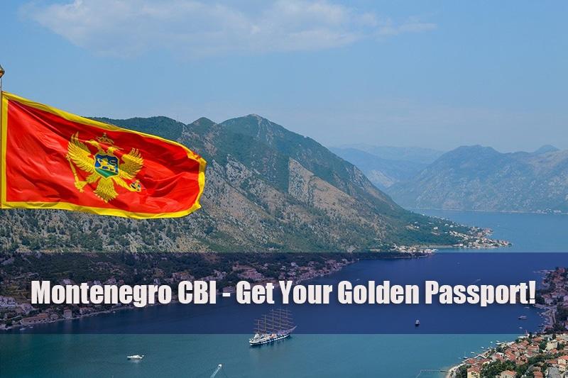 montenegro cbi - get your golden passport
