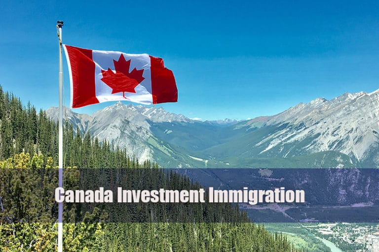 canada investment immigration
