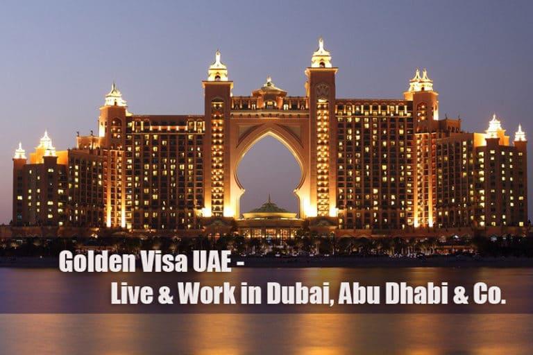 golden visa for uae